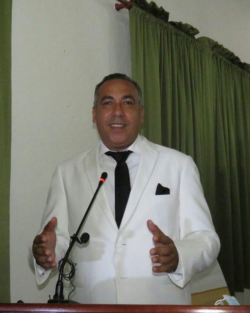 El Alcalde de Bayaguana, Manuel Pantalio, dentro de los mejores del país. Al llegar su primer año, supera todas las expectativas.