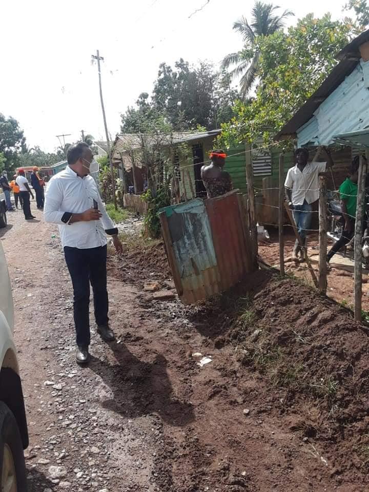 Monte Plata: Alcalde de Bayaguana activa plan de emergencia ante inundaciones provocadas por lluvias