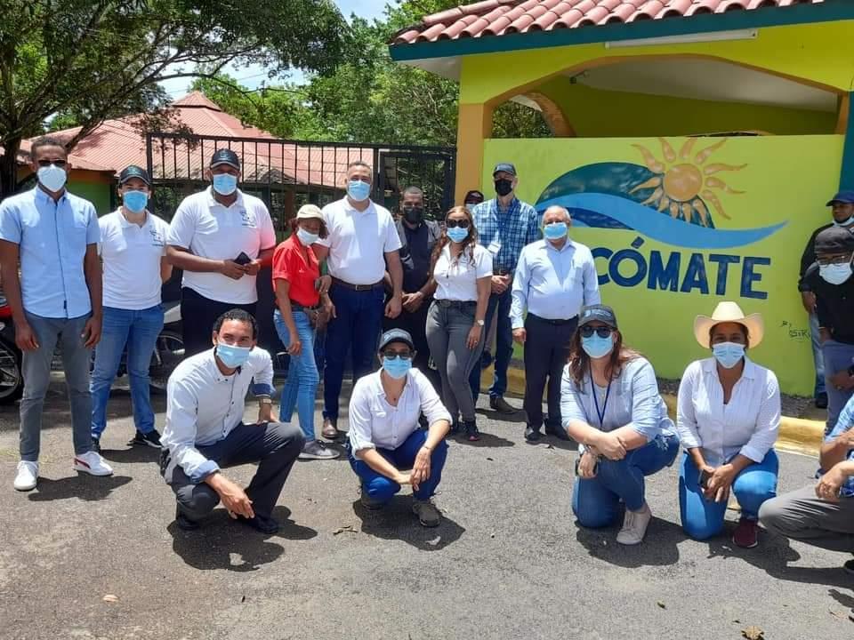 Alcaldía de Bayaguana y la FAO buscan desarrollar el ecoturismo y la agricultura en ese municipio